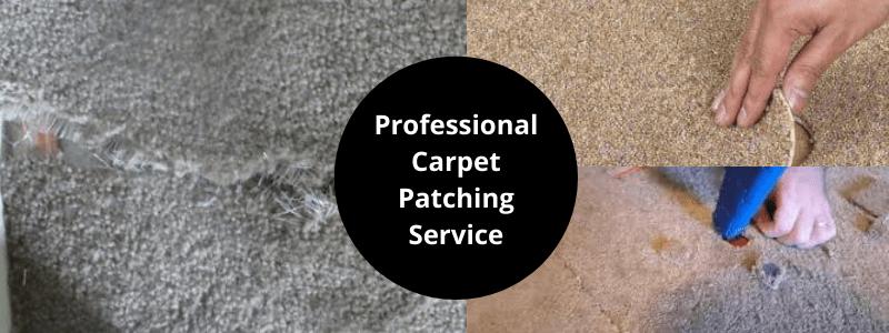 Carpet Patch Repair Toowoomba
