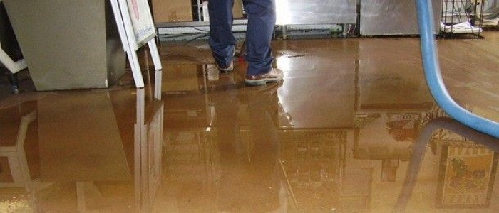 Flood Damage Restoration Toowoomba
