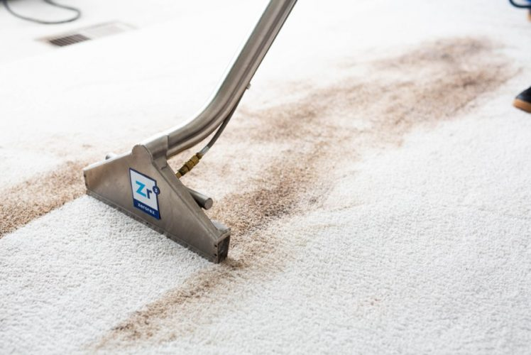 The best cleaning method for your carpet